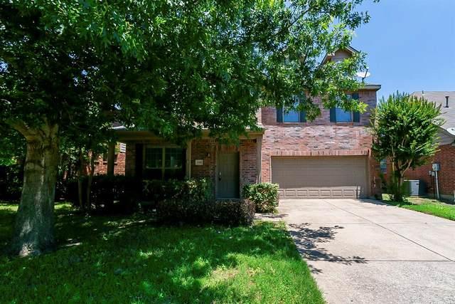 5708 Lodgestone Drive, Mckinney, TX 75070 (MLS #14604045) :: Wood Real Estate Group