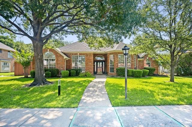 3920 Edgestone Drive, Plano, TX 75093 (MLS #14604051) :: DFW Select Realty