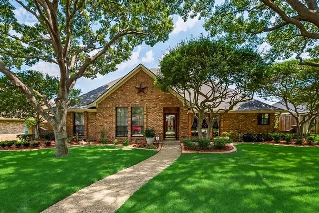 2520 La Vida Place, Plano, TX 75023 (MLS #14604060) :: HergGroup Dallas-Fort Worth