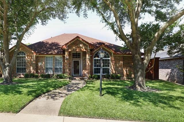 1307 Sutters Way, Mesquite, TX 75181 (MLS #14604073) :: Real Estate By Design