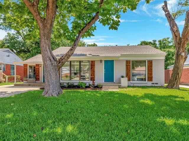 10418 Cayuga Drive, Dallas, TX 75228 (MLS #14604077) :: RE/MAX Pinnacle Group REALTORS