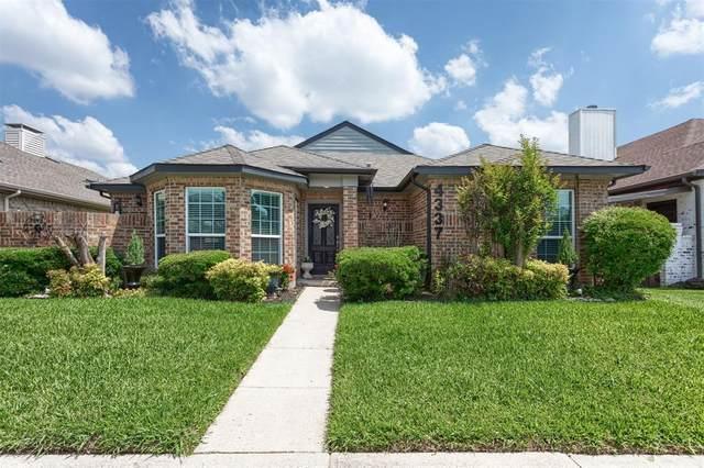 4337 Windward Circle, Dallas, TX 75287 (MLS #14604090) :: Real Estate By Design