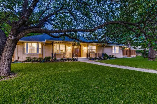 7609 Indian Springs Road, Dallas, TX 75248 (MLS #14604091) :: The Good Home Team