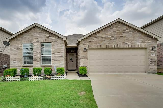 2412 Simmental, Fort Worth, TX 76131 (MLS #14604096) :: Real Estate By Design