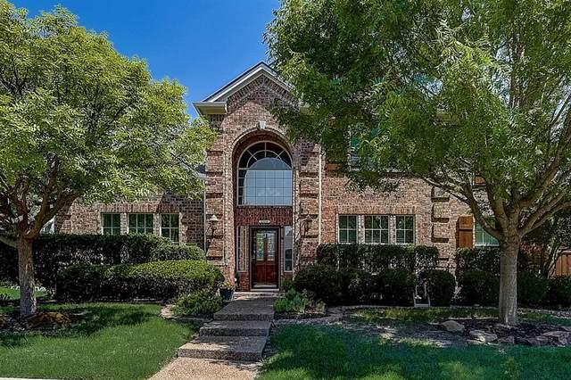 12036 Bamberg Lane, Frisco, TX 75035 (MLS #14604099) :: Real Estate By Design