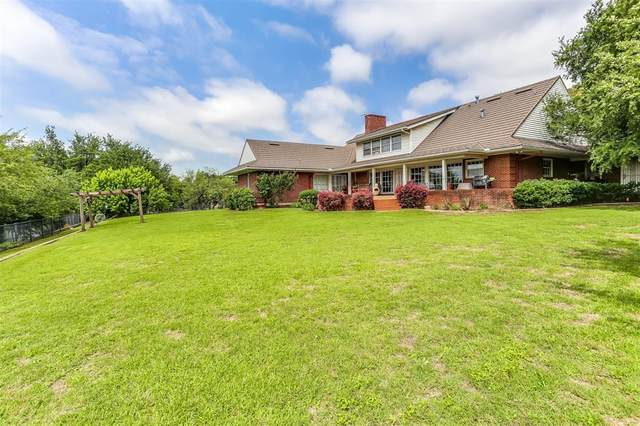 1417 Westover Lane, Westover Hills, TX 76107 (MLS #14604119) :: The Chad Smith Team