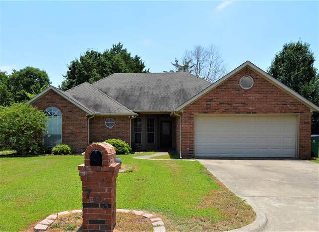 703 Colony Drive, Greenville, TX 75402 (MLS #14604127) :: The Chad Smith Team