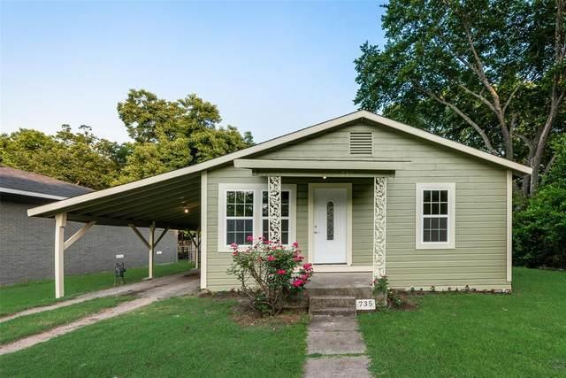735 W 9th Avenue, Corsicana, TX 75110 (MLS #14604132) :: Real Estate By Design