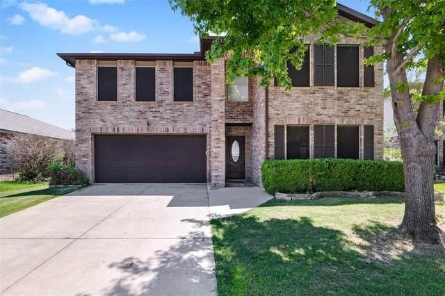 2612 Red Oak Drive, Little Elm, TX 75068 (MLS #14604135) :: DFW Select Realty
