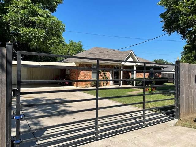 301 S 1st Street, Rio Vista, TX 76093 (MLS #14604136) :: Team Tiller