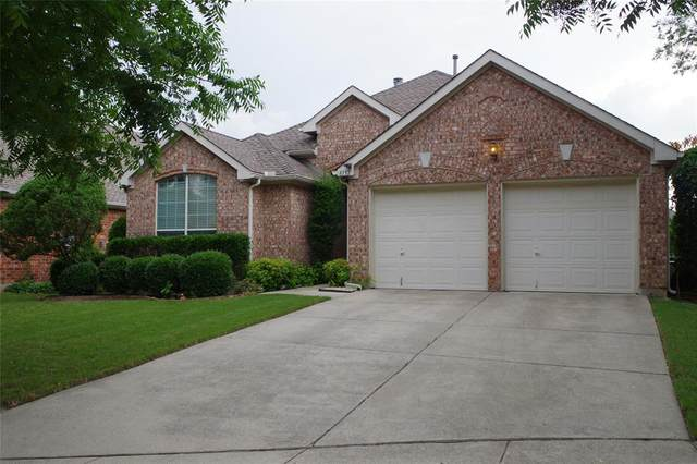 8152 Hosta Way, Fort Worth, TX 76123 (MLS #14604137) :: Robbins Real Estate Group