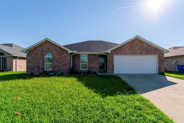 215 Amherst Drive, Forney, TX 75126 (MLS #14604150) :: Real Estate By Design