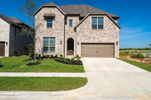 3605 Sweetclover Drive, Mckinney, TX 75071 (MLS #14604155) :: Robbins Real Estate Group