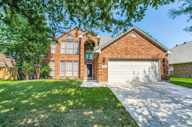 8120 Rainier Road, Fort Worth, TX 76137 (MLS #14604175) :: Robbins Real Estate Group