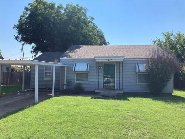 2317 Palm Street, Abilene, TX 79602 (MLS #14604183) :: The Good Home Team