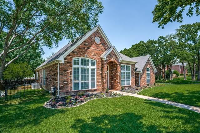 1714 Egret Lane, Southlake, TX 76092 (MLS #14604189) :: Maegan Brest | Keller Williams Realty
