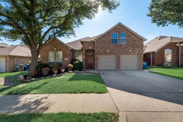 5814 Meadowcrest Lane, Sachse, TX 75048 (MLS #14604199) :: Maegan Brest | Keller Williams Realty