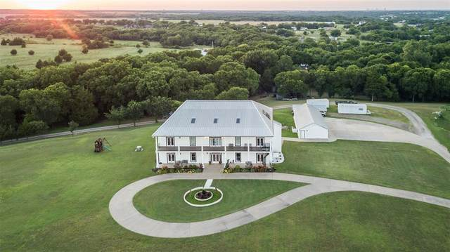 207 Crownover Road, Waxahachie, TX 75167 (MLS #14604206) :: The Property Guys