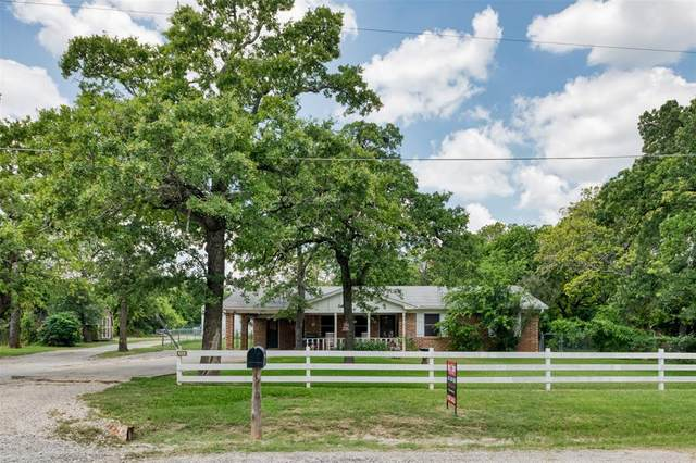 104 Granada Drive, Weatherford, TX 76088 (MLS #14604213) :: Real Estate By Design