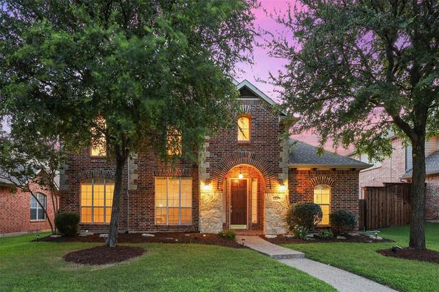 6899 Valley Brook Drive, Frisco, TX 75035 (MLS #14604214) :: Robbins Real Estate Group