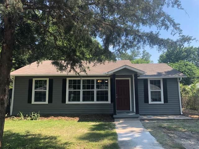 8423 Delmar Street, White Settlement, TX 76108 (MLS #14604223) :: The Good Home Team