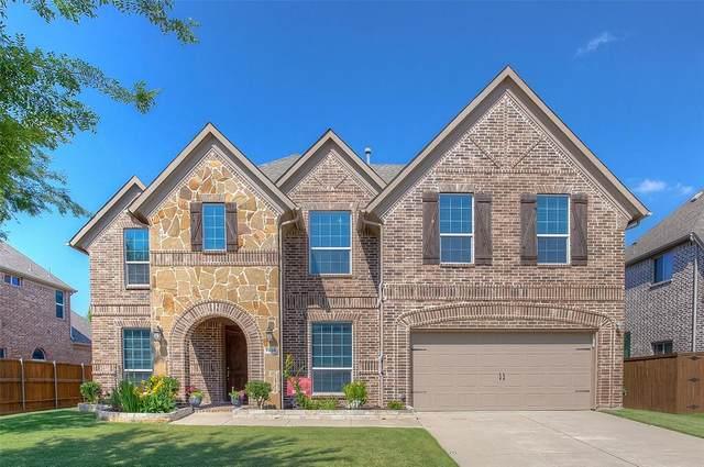 7038 Mercy Road, Frisco, TX 75035 (MLS #14604224) :: Maegan Brest | Keller Williams Realty