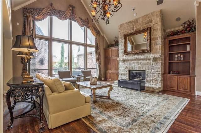 5106 Carnegie Drive, Frisco, TX 75034 (MLS #14604233) :: Robbins Real Estate Group