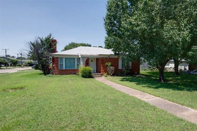 1321 E Pioneer Drive, Irving, TX 75061 (MLS #14604237) :: All Cities USA Realty