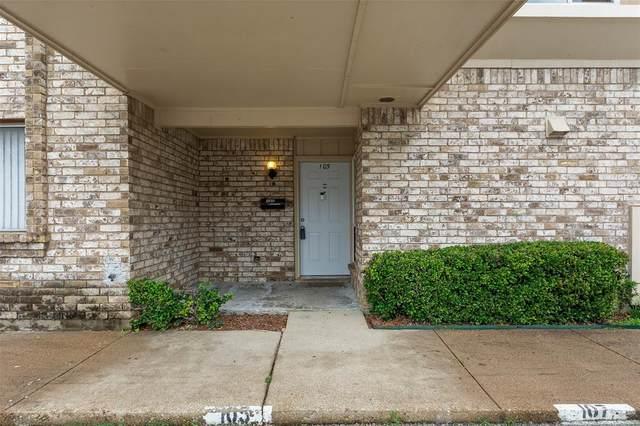 105 Trellis Place, Richardson, TX 75081 (MLS #14604249) :: The Chad Smith Team