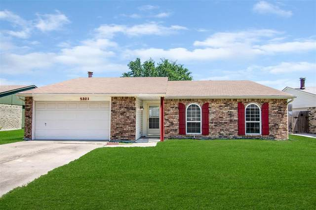 5321 Norris Drive, The Colony, TX 75056 (MLS #14604251) :: The Chad Smith Team