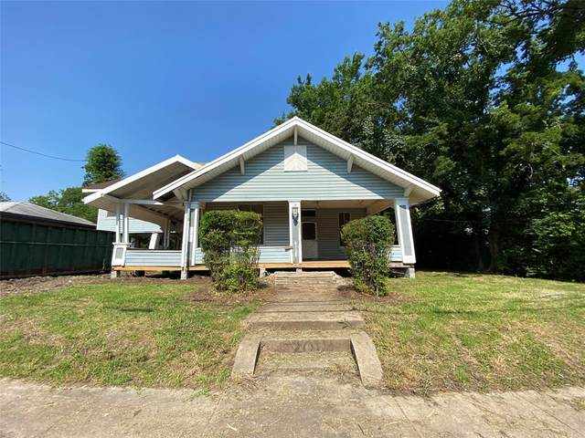 2014 Sayle Street, Greenville, TX 75401 (MLS #14604256) :: Russell Realty Group