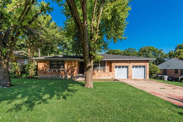 5805 Old Ox Road, Dallas, TX 75241 (MLS #14604267) :: The Chad Smith Team