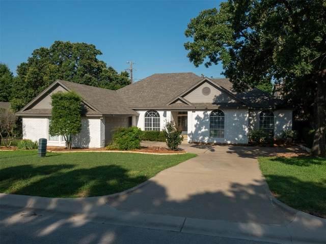3006 Oakhurst Street, Denton, TX 76210 (MLS #14604271) :: Robbins Real Estate Group