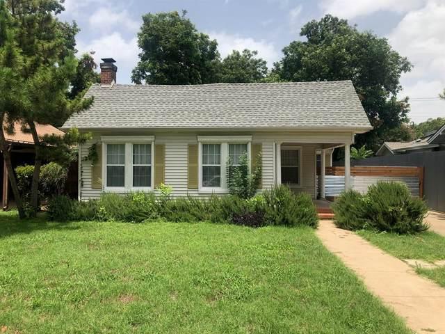 5332 El Campo Avenue, Fort Worth, TX 76107 (MLS #14604285) :: Real Estate By Design
