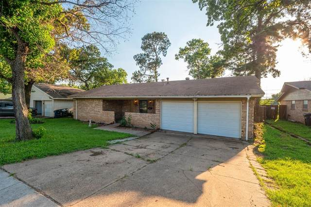 1412 Muse Street, Fort Worth, TX 76112 (MLS #14604290) :: The Good Home Team