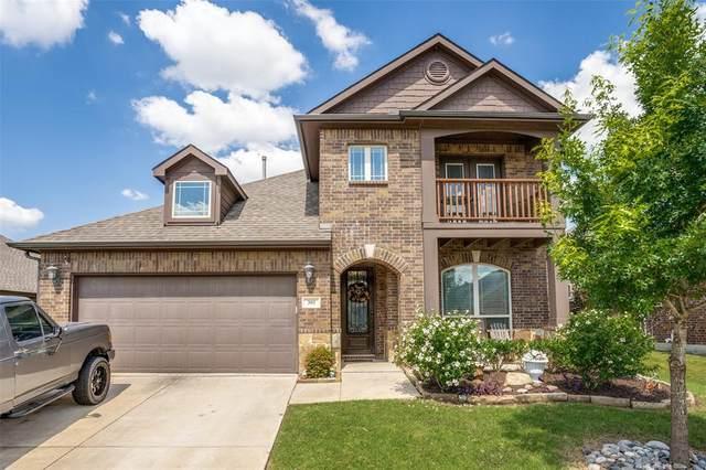 305 Kelvington Drive, Anna, TX 75409 (MLS #14604292) :: Real Estate By Design
