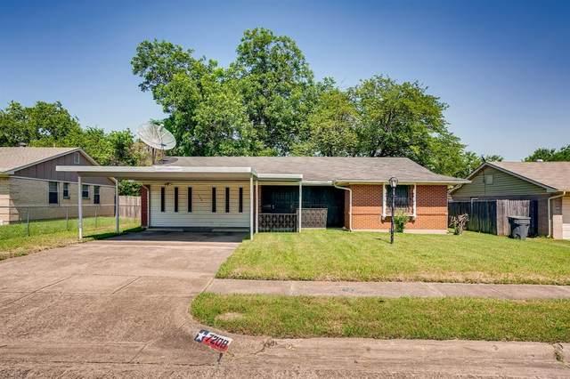 7208 Waycrest Drive, Dallas, TX 75232 (MLS #14604303) :: The Chad Smith Team