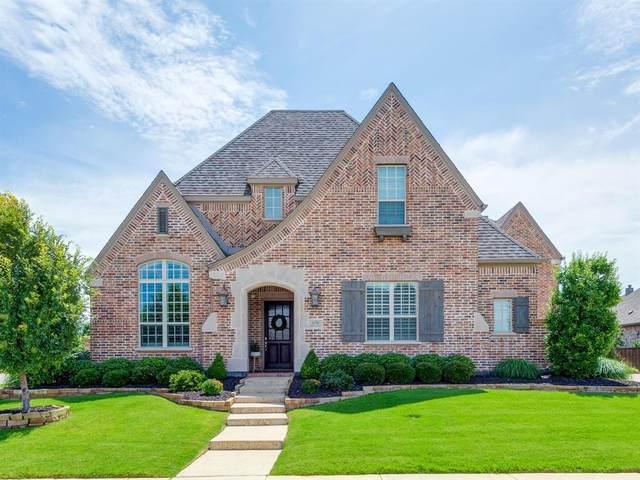 3836 Baldomera Street, Flower Mound, TX 75022 (MLS #14604345) :: Crawford and Company, Realtors