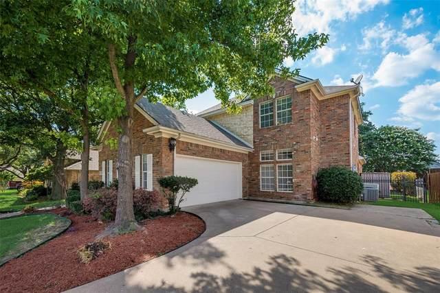 4505 Meadowcove Drive, Rowlett, TX 75088 (MLS #14604366) :: Team Hodnett