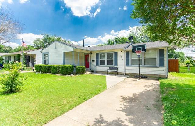 2516 W 6th Street, Irving, TX 75060 (MLS #14604379) :: All Cities USA Realty