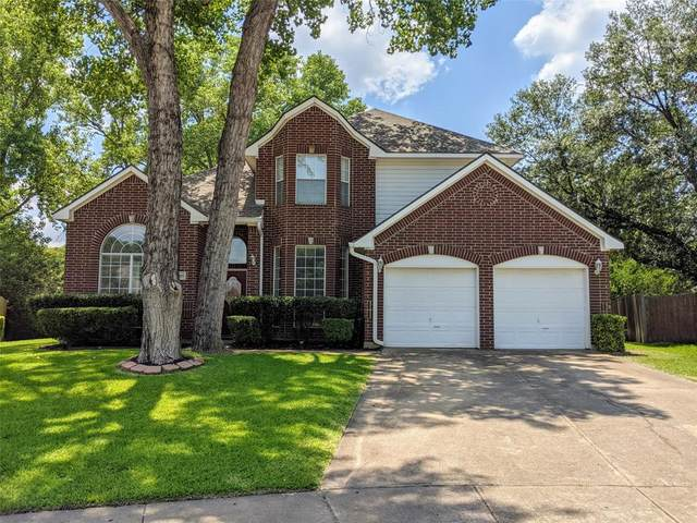2105 Friar Court, Flower Mound, TX 75028 (MLS #14604386) :: DFW Select Realty