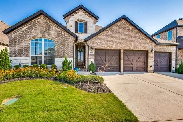 839 Longbranch Way, Little Elm, TX 76227 (MLS #14604413) :: Robbins Real Estate Group