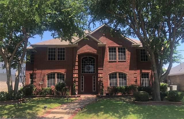 10410 Asheboro Street, Frisco, TX 75035 (MLS #14604441) :: 1st Choice Realty