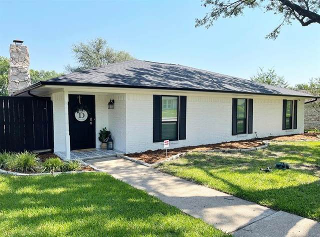 1637 Chisolm Trail, Lewisville, TX 75077 (MLS #14604442) :: 1st Choice Realty