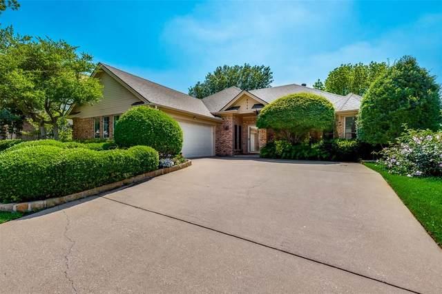3713 Teal Lane, Bedford, TX 76021 (MLS #14604443) :: Front Real Estate Co.