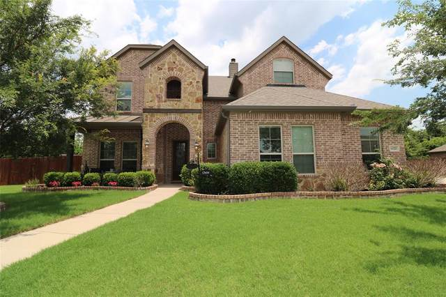 6020 Park View Drive, Midlothian, TX 76065 (MLS #14604447) :: 1st Choice Realty