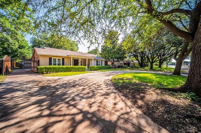 3620 W Biddison Street, Fort Worth, TX 76109 (MLS #14604450) :: RE/MAX Landmark