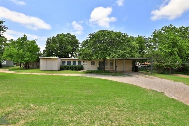 2218 Sayles Boulevard, Abilene, TX 79605 (MLS #14604451) :: Feller Realty