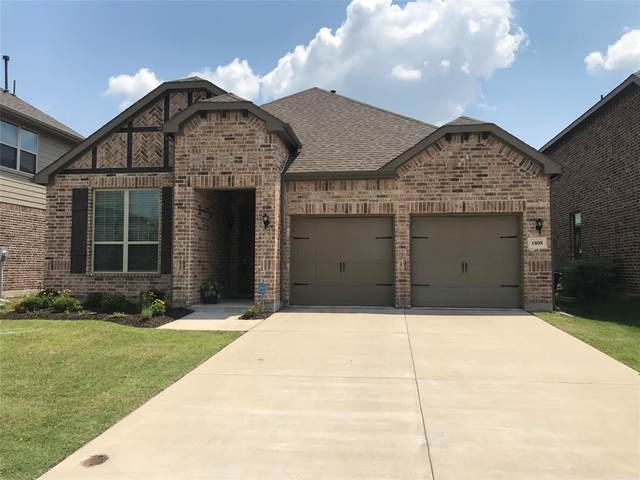 1808 Outpost Creek Lane, Aubrey, TX 76227 (MLS #14604477) :: 1st Choice Realty