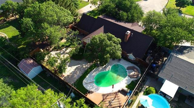 1600 Kiowa Drive, Big Spring, TX 79720 (MLS #14604481) :: Real Estate By Design